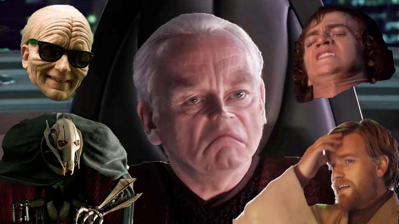 Star Wars Meme Compilation 4 Prequel Edition Youtube