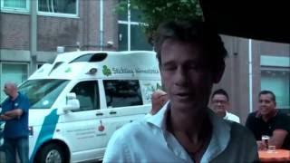 Café De Brabander: Benefiet Wensulance: Ricky Memphis