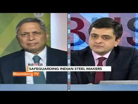 "In Business: ""China Dumping Steel In India A Matter Of Concern"""
