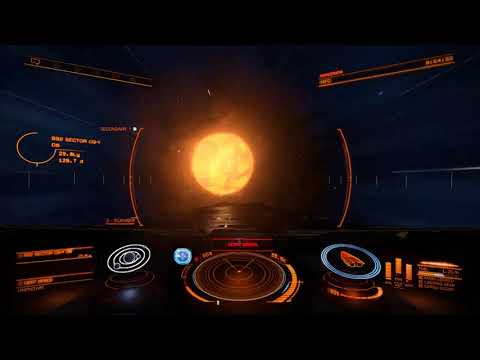 Elite Dangerous   Exploration, Water Worlds and A surprise at the end