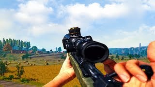 AWM SNIPER DESTRUCTION! - BATTLEGROUNDS