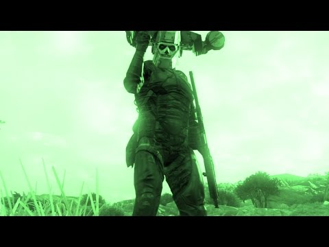 MGS5 Online - Sabotage - Red Fortress - Team Liquid vs Team Solid - Both Rounds (Day)