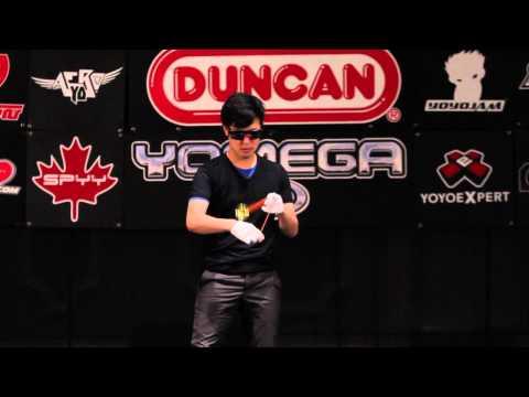 YoYoFactory Presents: World YoYo Champion 1A Hiroyuki Suzuki