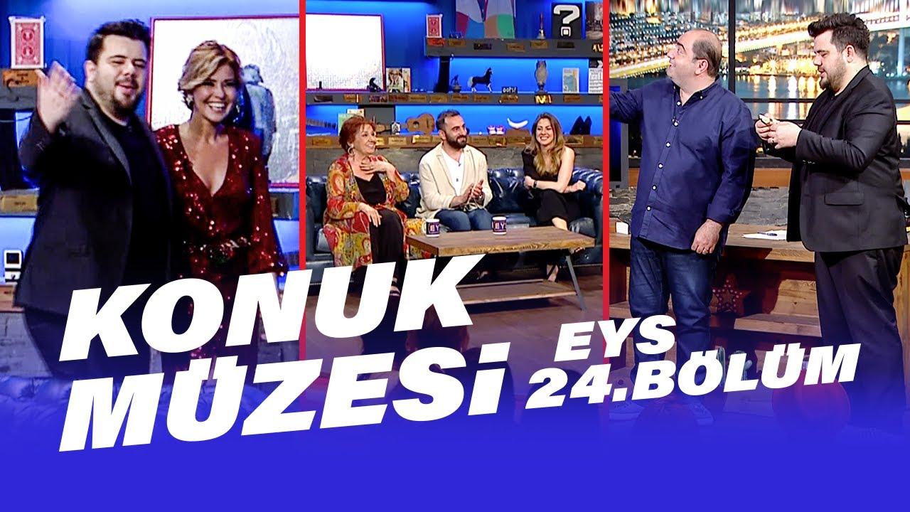 Konuk Müzesi (Gülben Ergen - Özer Atik - Güven Hokna - Cem Gelinoğlu - Melis Babadağ)   EYS 24.Bölüm