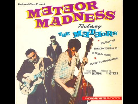 The Meteors - You Can't Keep A Good Man Down