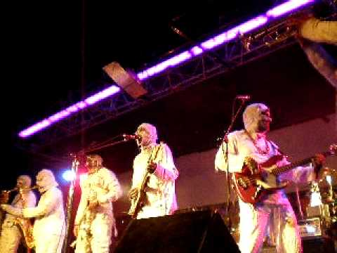 Here Come The Mummies - Luscious