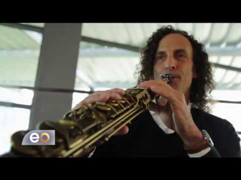 Kenny G wants to collaborate with Beyonce