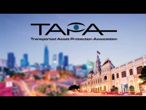 16th TAPA Asia Pacific Supply Chain Conference Vietnam 2016 - Interviews