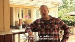 Hometalkoot.fi - Sauna ja pesuhuone / Bastu