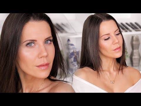 MY GLOWING NATURAL MAKEUP ROUTINE