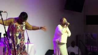 Anita Wilson ft  Bishop Y.  Flunder 2015 TFAM Convocation