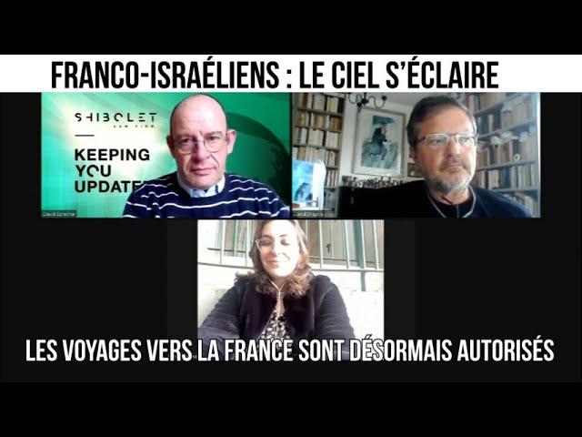 Franco-israéliens : le ciel s'éclaire - Pas d'Amalgame#50