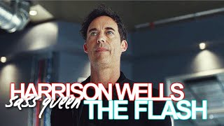 The Flash || ❝Not very cool at all.❞ || Harrison Wells