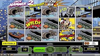 FREE Jack Hammer 2 ™ slot machine game preview by Slotozilla.com