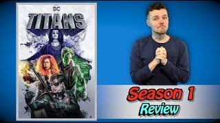 Titans Season 1 Review