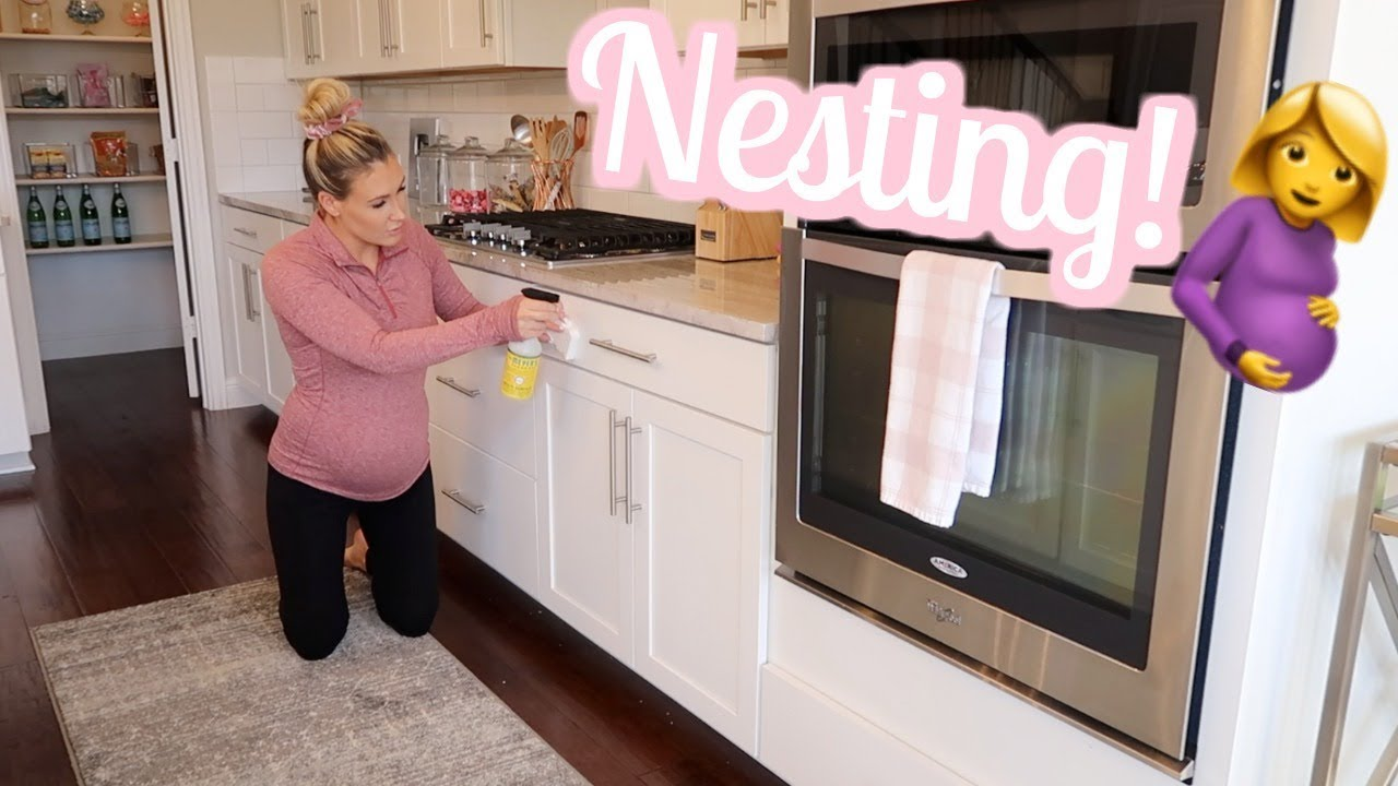 Extreme Clean With Me Deep Clean Organize With Me 2019 Nesting For Baby Tara Henderson