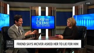 Jonna Spilbor Talks Tex McIver Trial on Law & Crime Network 04/09/18