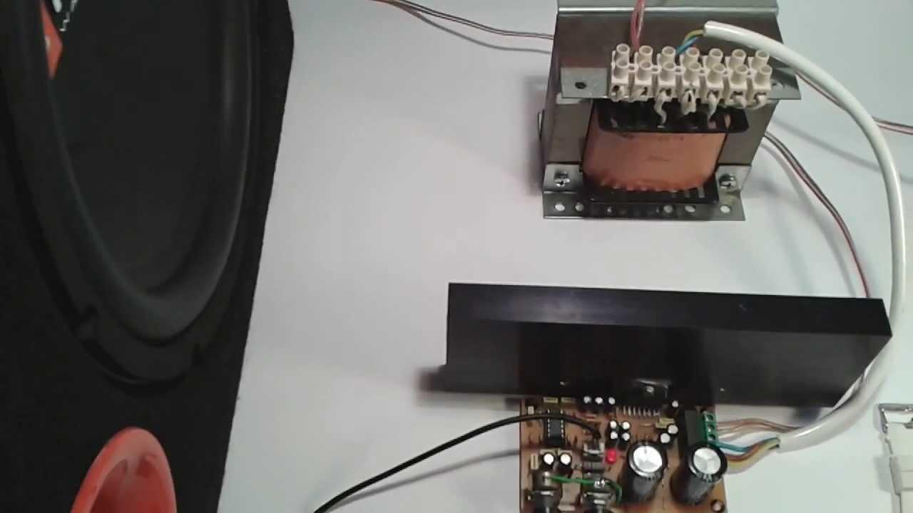 Im Yahica Tda 7294 Subwoofer Amp Circuit Diagramspf1 200w Simple Audio Amplifier Using Tda7294