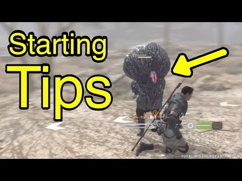 Metal Gear Survive: Starting Tips (For Beginners)