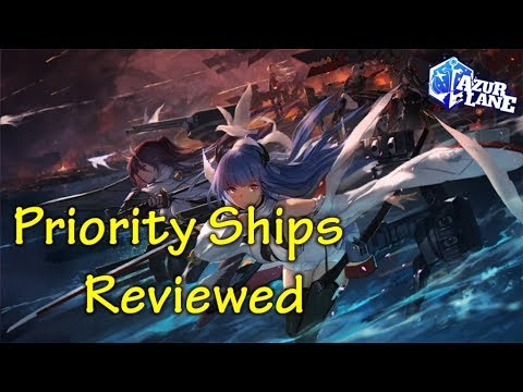 Research System Part 1- Priority Ships Reviewed