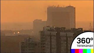 Пожар на техническом объекте СВР в Москве потушен