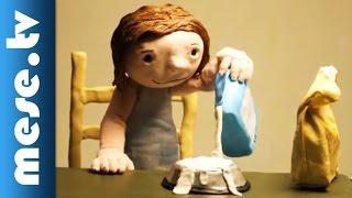 Palacsinta - Bartos Erika verse megzenésítve (gyerekdal, mese, bábfilm) | MESE TV
