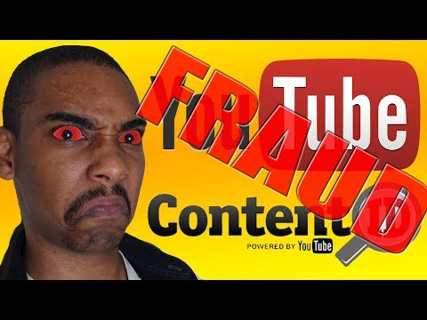 YOUTUBE CONTENT ID BULLSHIT | CONTENT ID FRAUD TO PLAGUE YOUTUBE?