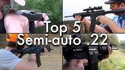 Top 5 - Practical 22LR AR15 Style Rifles