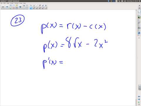 preCalculus (SAGE) Calculus 501A What is Optimization?