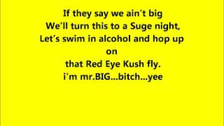 New Boyz- I don't care ft. big sean w/ lyrics HQ 1080