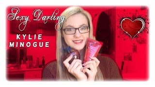 MinnieMollyReviews♡Sexy Darling By Kylie Minogue Perfume Review♡