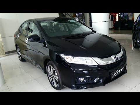 all new honda city 2015 2016 review eksterior and