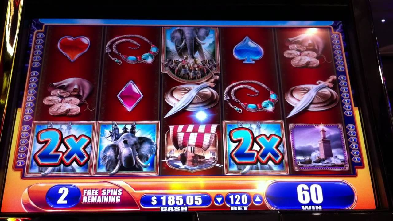 Alexander The Great Slot Machine