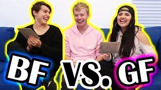 GIRLFRIEND vs. BESTFRIEND CHALLENGE pt 2