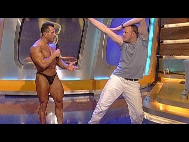 Bodybuiling mit Stefan - TV total