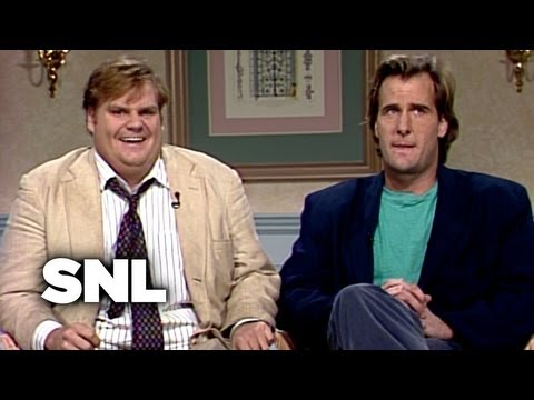 The Chris Farley Show with Jeff Daniels - Saturday Night Live