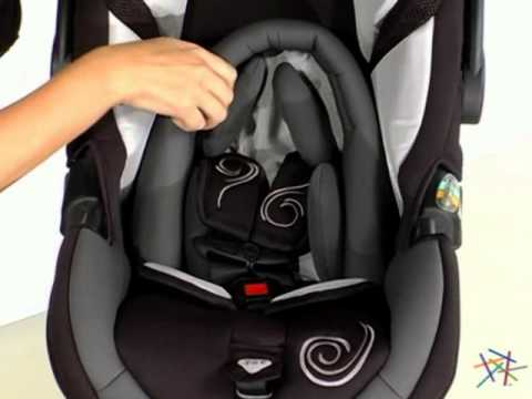 safety 1st onboard 35 air infant car seat product review video youtube. Black Bedroom Furniture Sets. Home Design Ideas