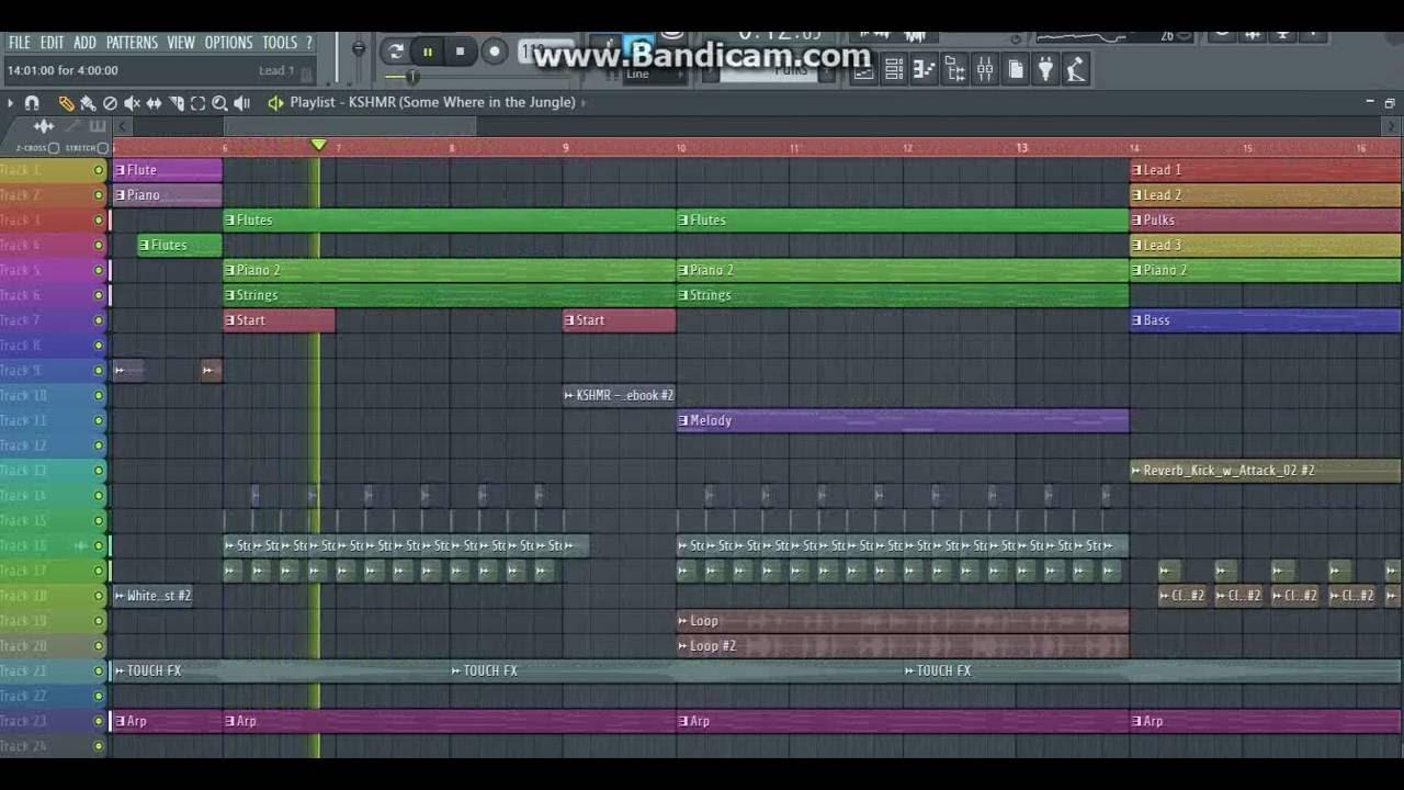 KSHMR - Jungle Whistle FL Studio Remake