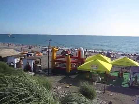Лоо пляж горный воздух видео