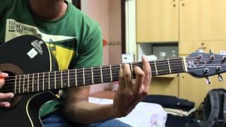 Tu jo mila (dekhna na mudke)  bajrangi bhaijaan guitar lesson  Part 1