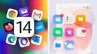 iOS 14 Default Apps! UI Redesign?