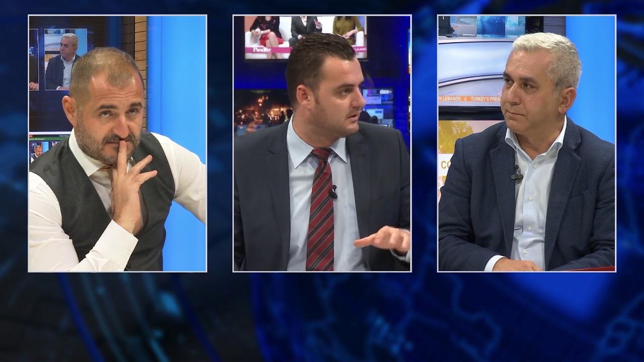 SYRI NEWS Intervista, I ftuar Ilir Babaramo dhe Cim Peka