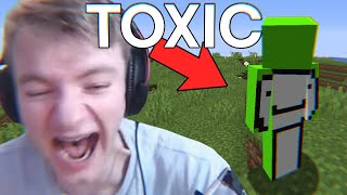 Dream is the most cruel minecraft player ever