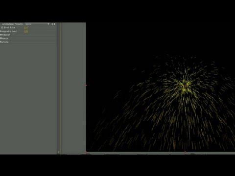 How to Make Sparks in After Effects : Techniques for Adobe After Effects