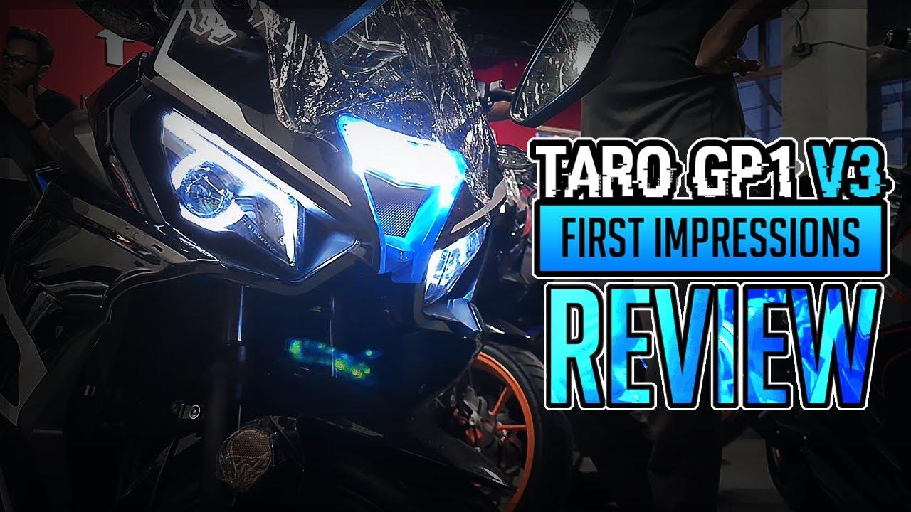 Taro GP1 V3 First Impressions Review | Walkaround | Details and Changes | ZabeerPlayZ
