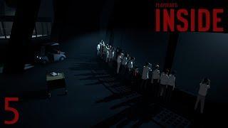 INSIDE прохождение на геймпаде часть 5 19 зомбарей-помощников и взрывной импульс
