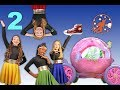 High Top Princess: The Mystery of The Magic Shoes 2 from New Sky Kids