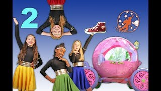 High Top Princess: Magic Shoes 2 - These Princess Super Powers are Epic