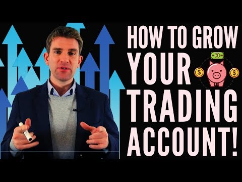 The TRUTH About Growing Your Trading Account & Trading for a Living! 🌱