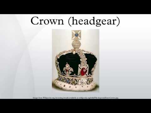 Crown (headgear)